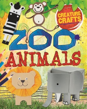 Creature Crafts: Zoo Animals