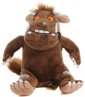 Gruffalo Sitting Plush Toy (18cm)