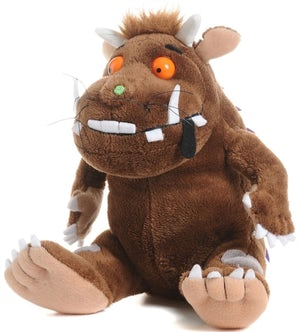 Gruffalo Sitting Plush Toy (23cm)