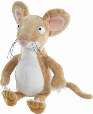 "Gruffalo Mouse Plush Toy (7""/18cm)"
