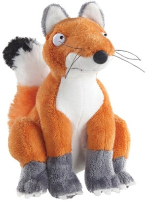 "Gruffalo Fox Plush Toy (7""/18cm)"