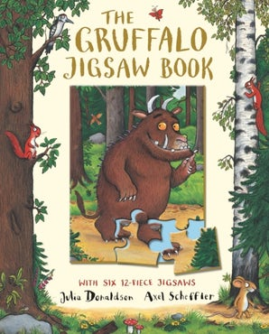 The Gruffalo Jigsaw Book