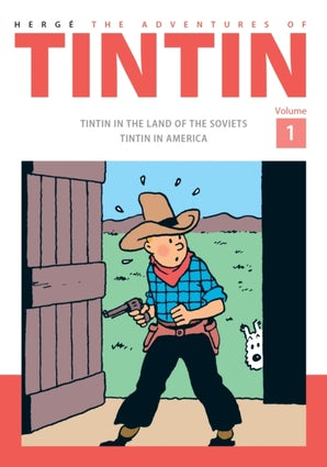The Adventures of Tintin Volume 1