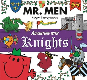 Mr. Men Adventure with Knights