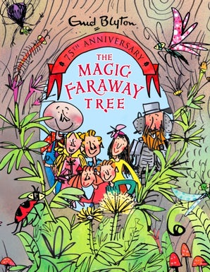 The Magic Faraway Tree Gift Edition