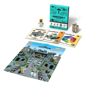 Minecraft The Ultimate Construction Collection Gift Box