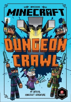 Minecraft: Dungeon Crawl (Woodsword Chronicles #5)
