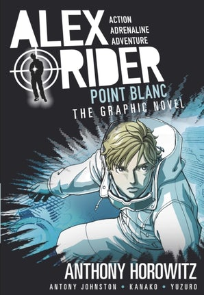 Point Blanc Graphic Novel