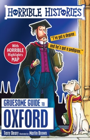 Gruesome Guide to Oxford