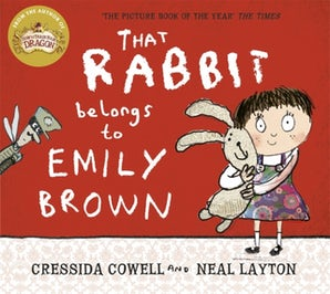 That Rabbit Belongs To Emily Brown