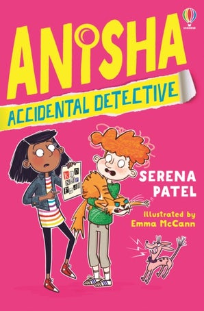 Anisha, Accidental Detective