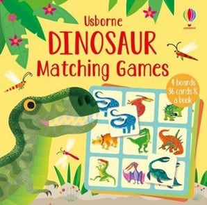 Dinosaur Matching Games