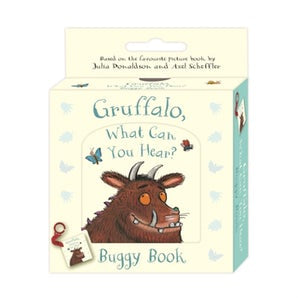 Gruffalo, What Can You Hear?