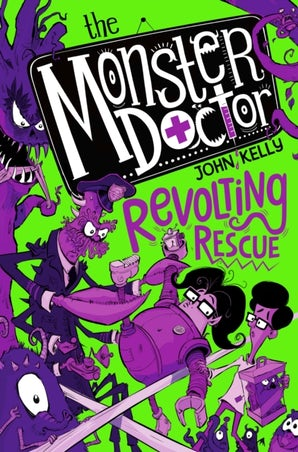 Monster Doctor: Revolting Rescue