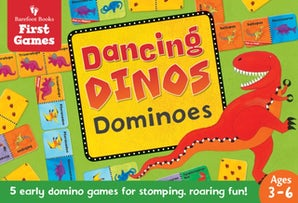 Dancing Dinos Dominoes