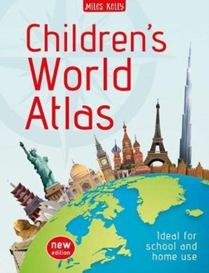 Children's World Atlas New Edition PB