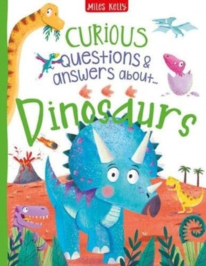 Curious Questions & Answers about Dinosaurs
