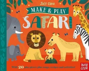 Make and Play: Safari