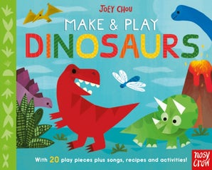 Make and Play Dinosaurs