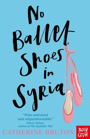 No Ballet Shoes in Syria