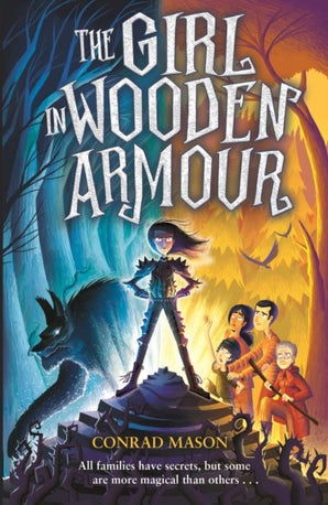 The Girl in Wooden Armour