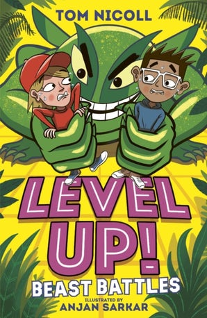 Level Up: Beast Battles
