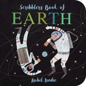Scribblers Book of The Earth