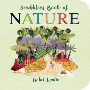 Scribblers Book of Nature