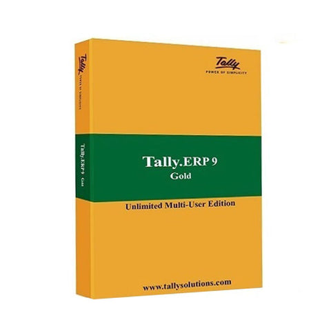 Tally.ERP 9 - Multi User (Saarc Countries)