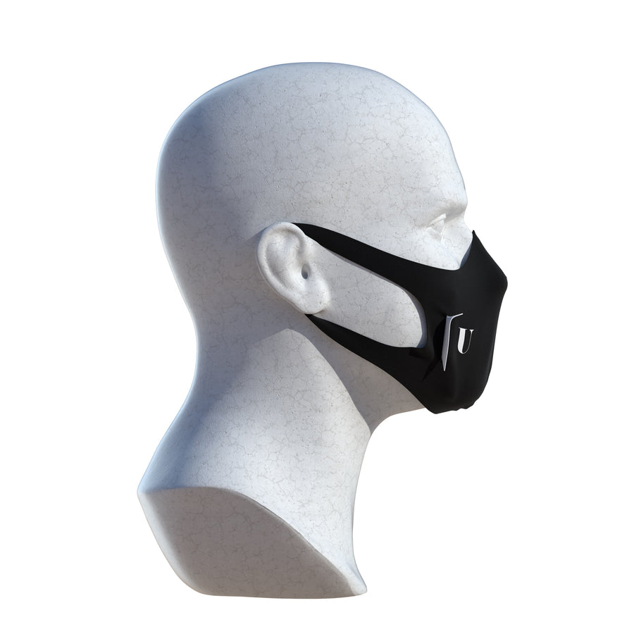 U-Mask Model Two Black