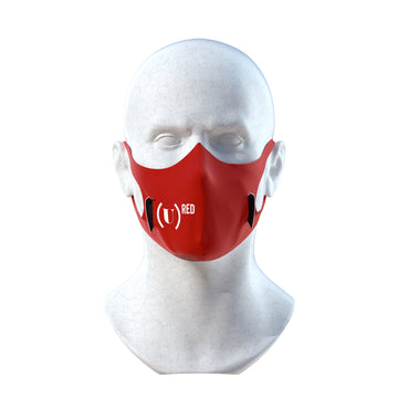 U-Mask Model Two (PRODUCT)RED
