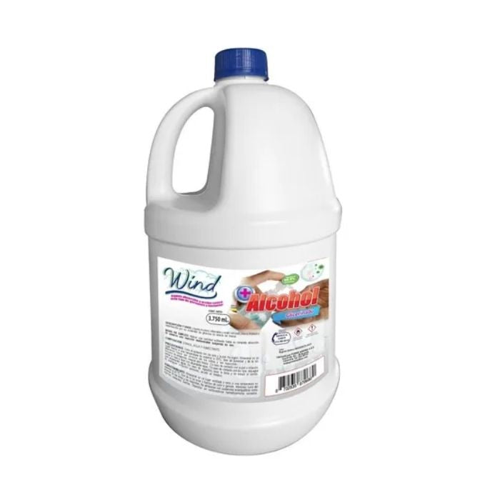 Alcohol glicerinado Wind -  3.750 ml