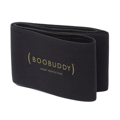 Boobuddy Breast Support Band - Black