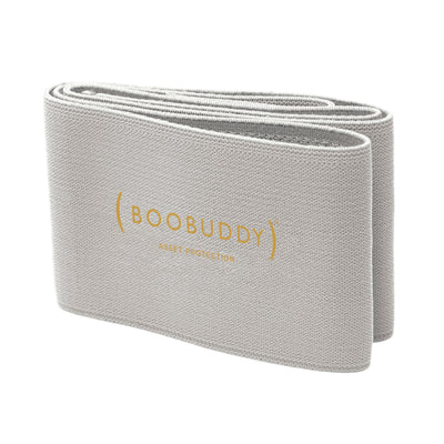 Boobuddy Breast Support Band - Grey