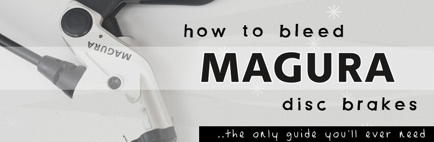 How to Bleed Magura Disc Brakes