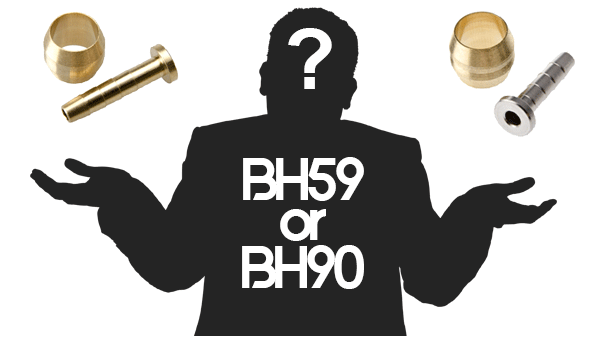 BH59 or BH90 - Which Insert Do I Need?