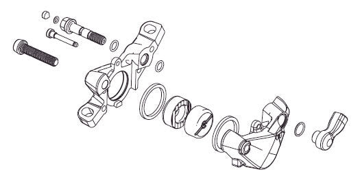 Avid brake caliper exploded diagram - epic bleed solutions