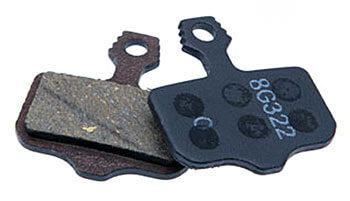 organic brake pads set avid - epic bleed solutions