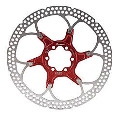 Formula 2-piece brake rotor design mtb - epic bleed solutions