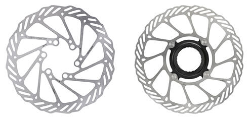 6-bolt rotor design vs centerlock shimano - epic bleed solutions