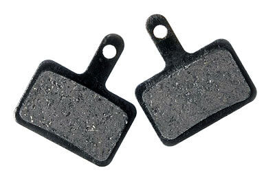 Semi-metallic brake pads set mtb - epic bleed solutions