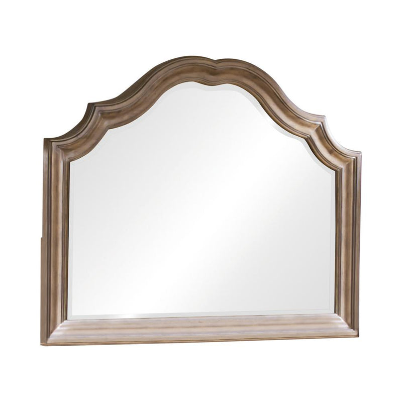 Ilana Traditional Dresser Mirror