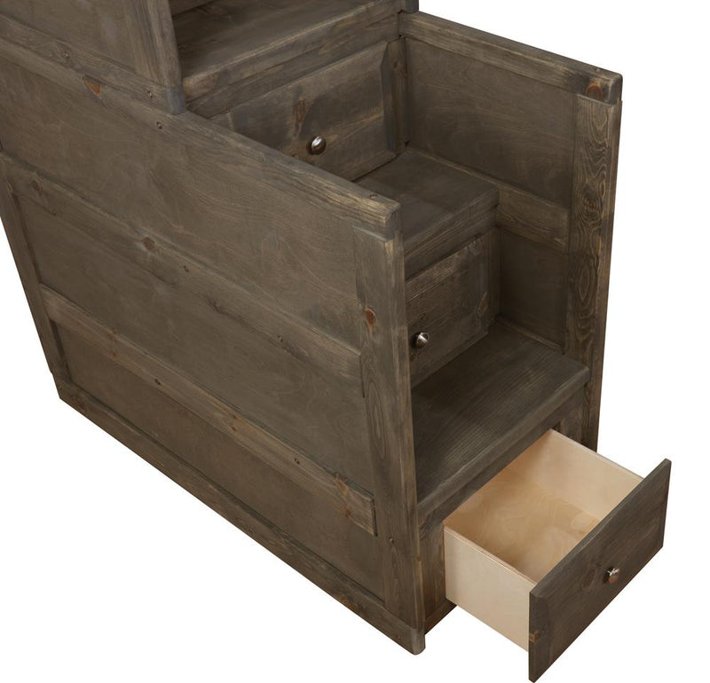 Wrangle Hill Gun Smoke Stairway Chest