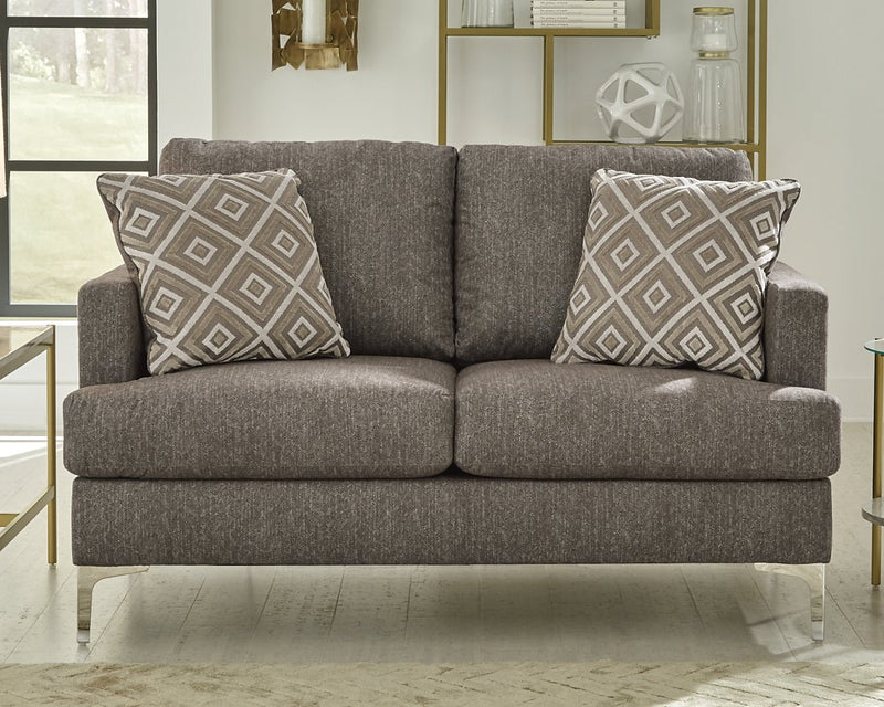 Arcola Signature Design by Ashley RTA Loveseat image