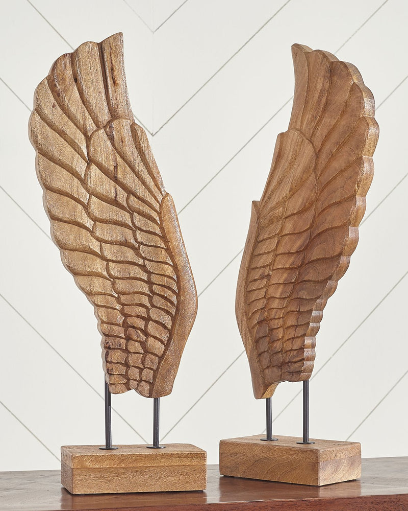 BRANDEN Signature Design by Ashley Sculpture Set of 2 image