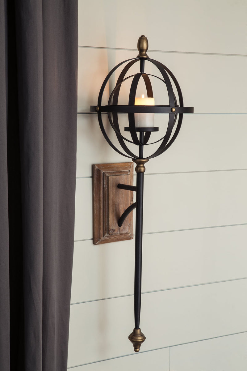 Dina Signature Design by Ashley Sconce image