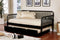 Linda Black Twin Daybed