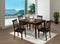 West Creek I Espresso 5 Pc. Dining Table Set