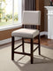 Glenbrook Black/Light Oak Counter Ht. Chair (2/ctn)