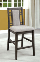 ERIS II Weathered Gray Counter Ht. Chair (2/CTN)